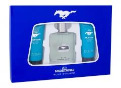 Tualetinis vanduo Ford Mustang Mustang Blue Eau de Toilette 100ml (Rinkinys)
