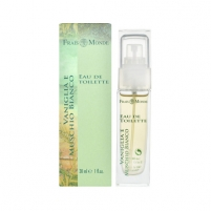Tualetes ūdens Frais Monde Vanilla and White Musk EDT Cosmetic 30ml