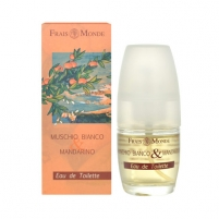 Tualetes ūdens Frais Monde White musk and mandarin EDT 30ml