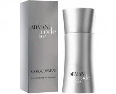 eau de toilette Giorgio Armani Code Ice EDT 50ml