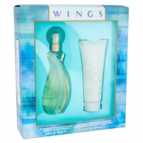 Perfumed water Giorgio Beverly Hills Wings EDT 90ml (Set)