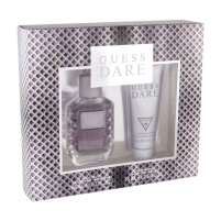 eau de toilette Guess Dare EDT 50ml (Rinkinys 5)