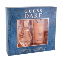 Perfumed water Guess Dare EDT 50ml (Set)