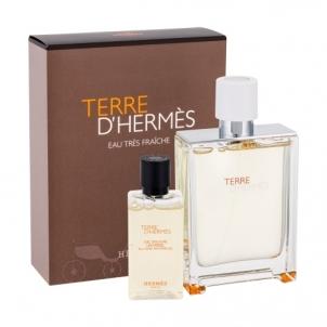 eau de toilette Hermes Terre D Hermes Eau Tres Fraiche EDT 75ml (Rinkinys 5)