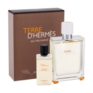 Tualetes ūdens Hermes Terre D Hermes Eau Tres Fraiche EDT 75ml (Rinkinys 5)