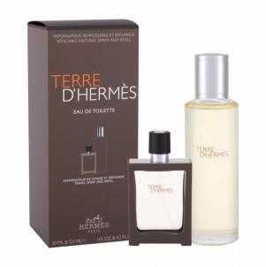 Tualetinis vanduo Hermes Terre D Hermes EDT 30ml (rinkinys) Kvepalų ir kosmetikos rinkiniai
