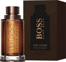 Tualetinis vanduo Hugo Boss Boss The Scent Private Accord EDT 100 ml Духи для мужчин