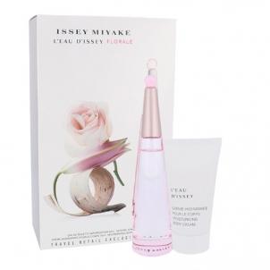 Tualetinis vanduo Issey Miyake L´Eau D´Issey Florale EDT 90ml (Rinkinys 1) Kvepalų ir kosmetikos rinkiniai