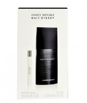 eau de toilette Issey Miyake Nuit d´Issey EDT 125ml (Rinkinys 2)