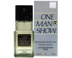 Tualetes ūdens Jacques Bogart One Man Show EDT 100ml