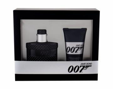 Tualetes ūdens James Bond 007 James Bond 007 EDT 30ml (komplekts) Kvepalų ir kosmetikos rinkiniai