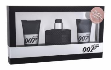 Tualetinis vanduo James Bond 007 James Bond 007 EDT 50ml (Rinkinys 3) Kvepalų ir kosmetikos rinkiniai