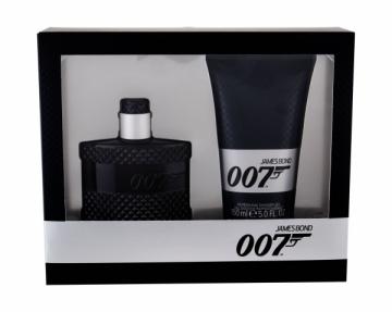 Tualetinis vanduo James Bond 007 James Bond 007 EDT 50ml (rinkinys) Kvepalai vyrams