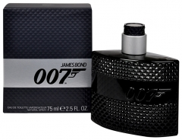 Tualetinis vanduo James Bond 007 James Bond 007 Eau de toilette 75ml Духи для мужчин