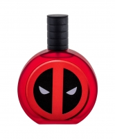 Tualetinis vanduo Marvel Deadpool Eau de Toilette 100ml Perfume for children