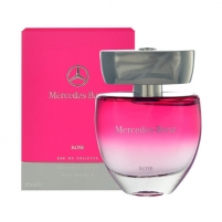Tualetes ūdens Mercedes-Benz Mercedes-Benz Rose EDT 60ml (testeris)