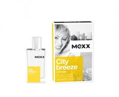 Perfumed water Mexx City Breeze For Her 15 ml