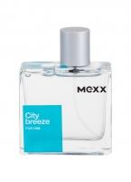Tualetinis vanduo Mexx City Breeze For Him Eau de Toilette 50ml