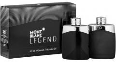 Tualetinis vanduo Mont Blanc Legend EDT 100 ml (Rinkinys)