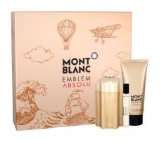 Tualetinis vanduo Montblanc Emblem Absolu Eau de Toilette 100ml (Rinkinys 2) Kvepalų ir kosmetikos rinkiniai