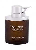 Tualetinis vanduo Myrurgia Yacht Man Chocolate Eau de Toilette 100ml Kvepalai vyrams