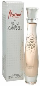Tualetinis vanduo Naomi Campbell Naomi EDT 10ml Kvepalai moterims
