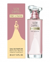 Perfumed water Naomi Campbell Prêt à Porter Silk Collection EDT 30 ml