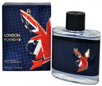 Tualetinis vanduo Playboy London EDT 100ml Духи для мужчин