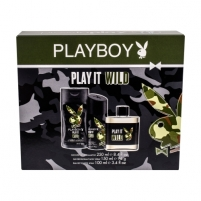 eau de toilette Playboy Play It Wild EDT 100ml (Rinkinys 2)