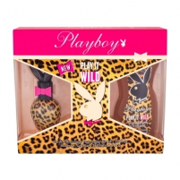 Perfumed water Playboy Play It Wild EDT 30ml (Set)