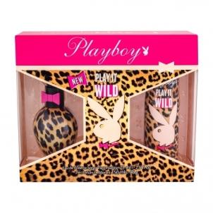 Perfumed water Playboy Play It Wild EDT 75ml (Set 5)
