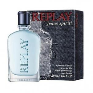 Tualetinis vanduo Replay Jeans Spirit For Him EDT 75ml (testeris)