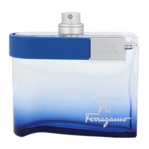 Tualetinis vanduo Salvatore Ferragamo F by Ferragamo Free Time EDT 100ml (testeris) Kvepalai vyrams