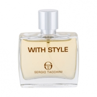 eau de toilette Sergio Tacchini With Style EDT 50ml