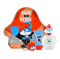Tualetinis vanduo The Smurfs Papa EDT 100ml (Set) Perfume for children