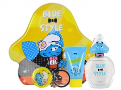 Tualetinis vanduo The Smurfs Vanity EDT 100ml (Set) Perfume for children