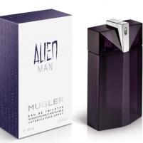 Tualetinis vanduo Thierry Mugler Alien Man Eau de Toilette Refillable 100ml