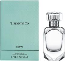 Tualetinis vanduo Tiffany & Co. Tiffany & Co. Sheer EDT 30 ml Kvepalai moterims