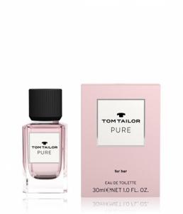 Tualetinis vanduo Tom Tailor Pure For Her EDT 30 ml Kvepalai moterims