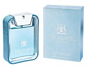 Tualetes ūdens Trussardi Blue Land 50 ml Smaržas vīriešiem