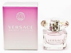 Tualetinis vanduo Versace Bright Crystal Miniature EDT 10 ml - roll-on
