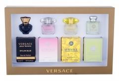 Tualetinis vanduo Versace Mini Set 1 Eau de Toilette 4x5ml moterims Kvepalai moterims