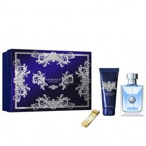 Tualetinis vanduo Versace Versace Pour Homme EDT 100 ml (Rinkinys)