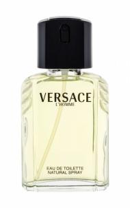 Tualetinis vanduo vyrams (testeris) Versace L'Homme EDT  100ml