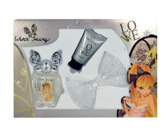 Tualetinis vanduo Winx Fairy Couture Stella EDT 50ml (Set) Perfume for children