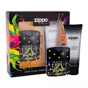 Tualetes ūdens Zippo Fragrances Popzone EDT 40ml (Rinkinys 5)