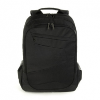 Tucano LATTO Backpack for 15.6-17'' PC and 17'' MacBook Pro (Black) / Polyester / Interior: 42x28,5x3,5 cm