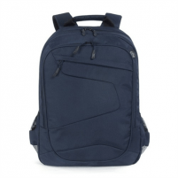 Tucano LATTO Backpack for 15.6-17'' PC and 17'' MacBook Pro (Blue) / Polyester / Interior: 42x28,5x3,5 cm