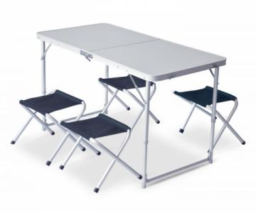 Turistinai baldai Pinguin Table Set Žalia Touring furniture