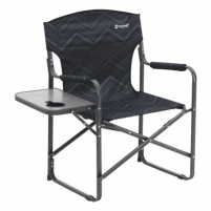 Turistinė kėdė Bredon Hills w/side table black